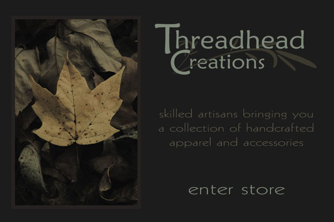 Threadhead Creations - Enter Store